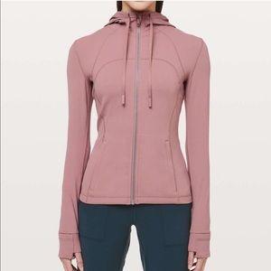 Lululemon hooded define jacket   *Nulu Quicksand